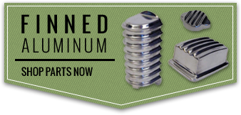 Shop Finned Aluminum Parts Now!