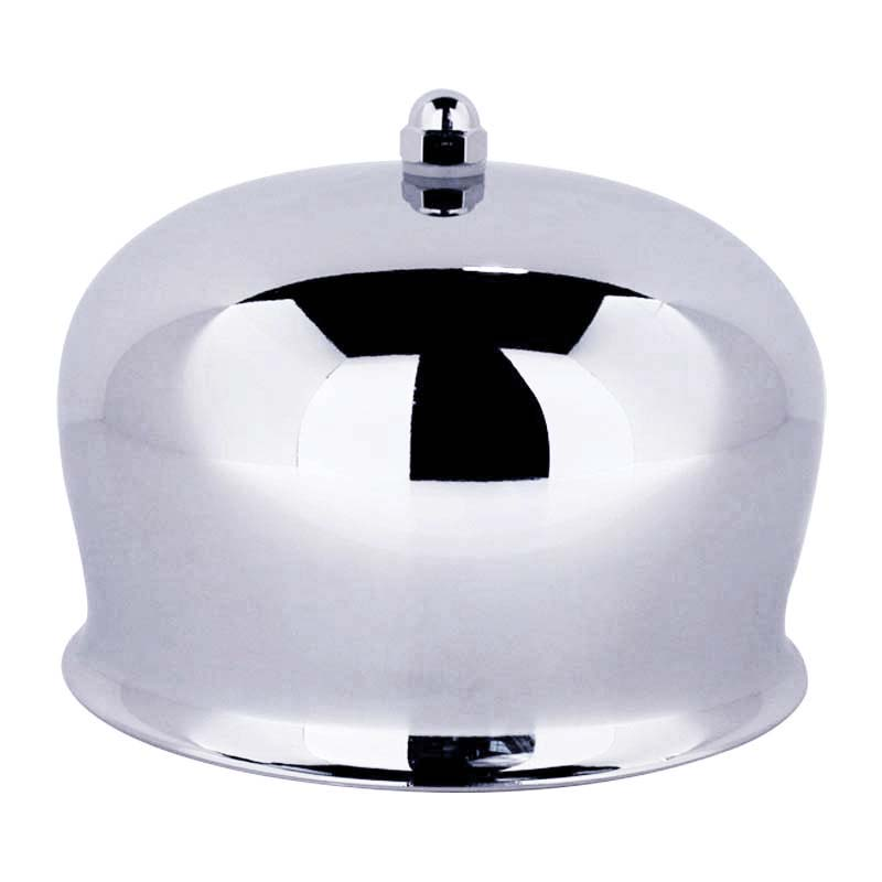 Chrome Helmet Style Air Cleaner 2 5 8 Quot Wirth S Custom Automotive
