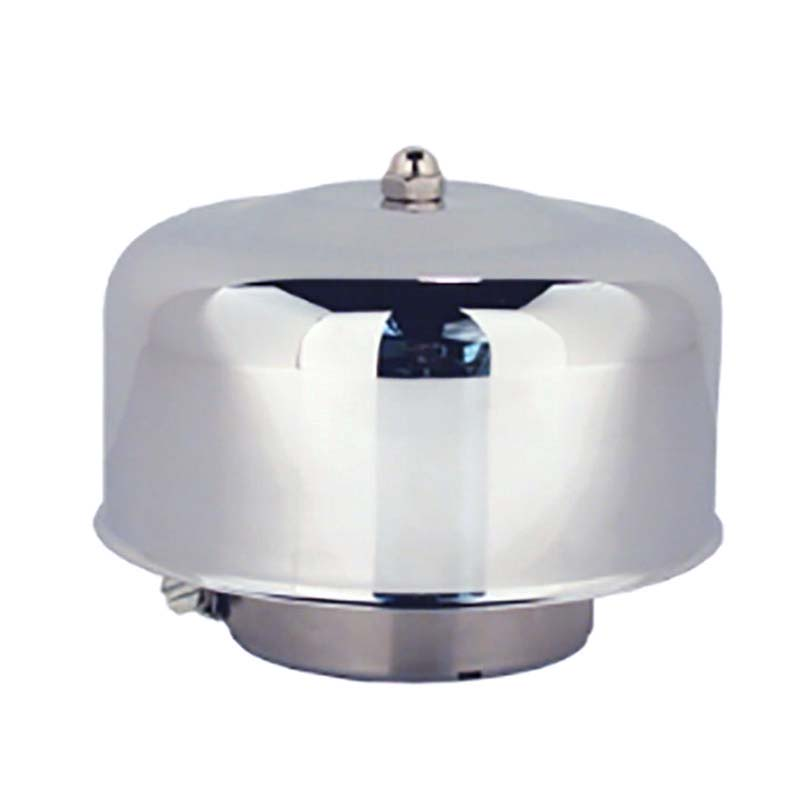 Custom Automotive Air Cleaners : Chrome dome style air cleaner quot wirth s custom