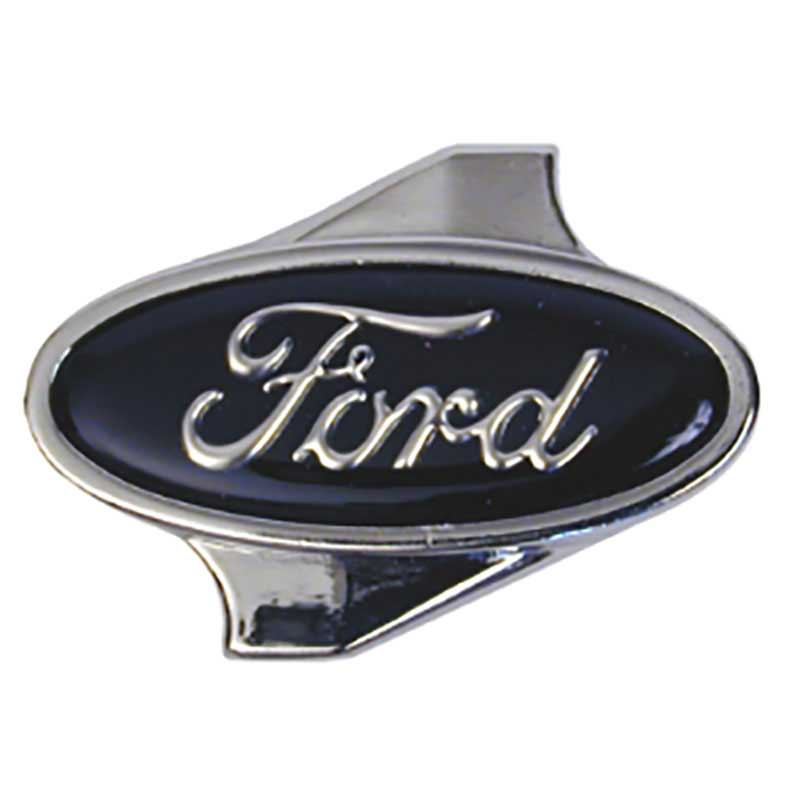 Custom Automotive Air Cleaners : Ford motorsports chrome air cleaner wingnut wirth s