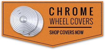 Shop Chrome Wheel Covers Now!