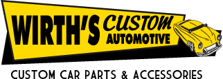 Custom Car Parts & Accessories